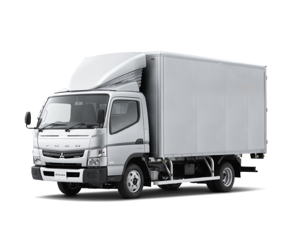 Fuso Canter Lift